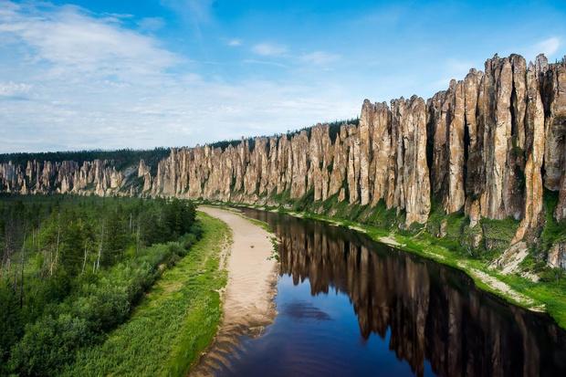 Фото №3 - Осмотр на месте: Ленские столбы, Якутия