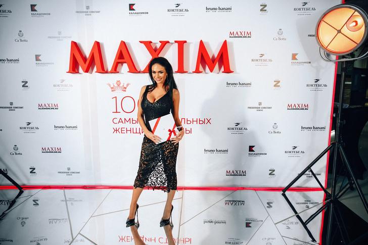 Фото №16 - Журнал MAXIM дал торжественный старт голосованию «100 самых сексуальных женщин страны» на вечеринке в Lexus Dome