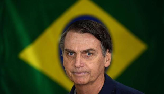 Фото №1 - На бразильских выборах победил «тропический Трамп» Жаир Болсонару