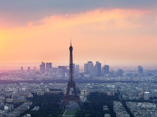 Фото №14 - Самые популярные в мире туристические места: когда-то и сейчас