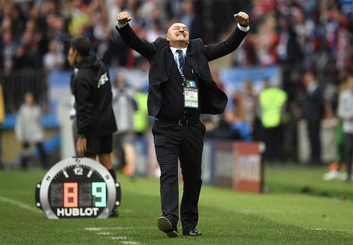 Фото №1 - Черчесов может стать лучшим тренером мира
