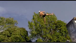 Финал чемпионата мира по идиотским прыжкам в воду (видео)