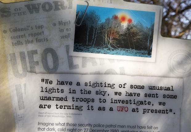Фото №1 - Рассекреченные документы показали, что военные США занимались изучением НЛО, темной энергии и параллельных измерений