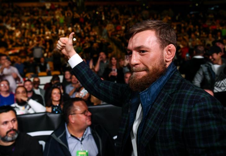 Фото №1 - Боец UFC Конор Макгрегор заявил о завершении спортивной карьеры