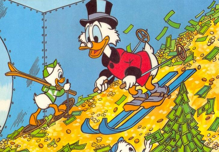 Фото №1 - Если поставить против сборной России, можно разбогатеть на миллиард долларов