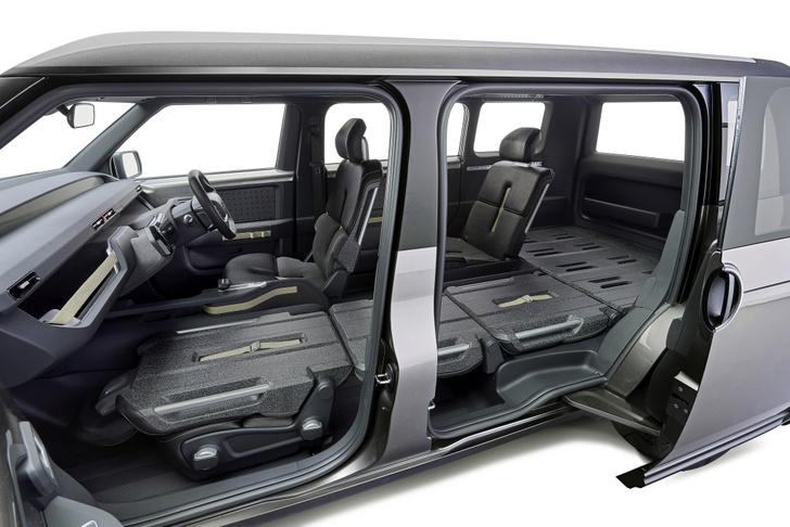 Фото №6 - Toyota Tj Cruiser: о такой «буханке» мечтал еще твой дед