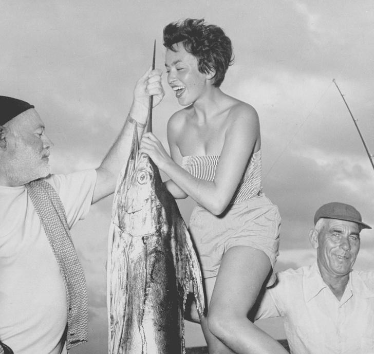 Эрнест и рыба