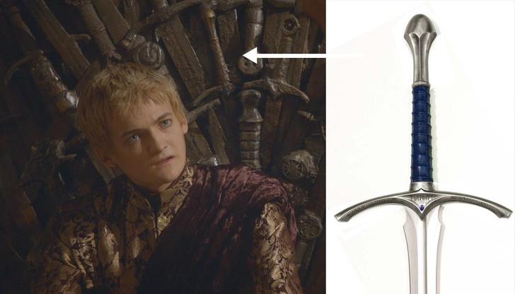 Фото №3 - Тайные сюрпризы сериала «Игра престолов», которые ты не заметил!
