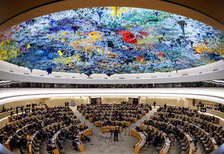 США вышли из совета по правам человека из-за лицемерия