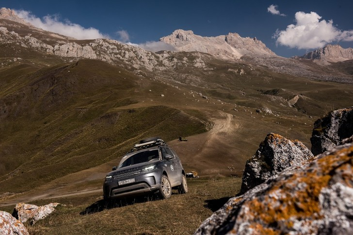 Фото №7 - Как MAXIM вместе с Land Rover Россию открывал!