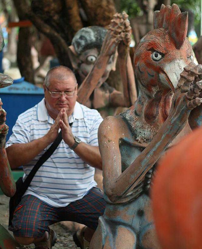 Фото №2 - Рассказ пассажира рейса Москва — Бангкок, пережившего турбулентное падение