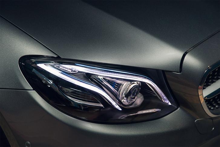 Фото №4 - Кабриолет Mercedes Е-Класса может вызвать неконтролируемые приступы счастья…