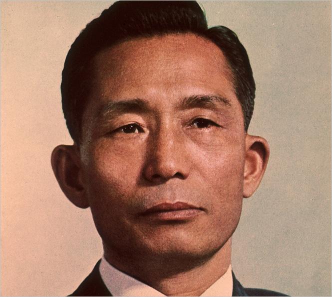 Пак Чонхи, президент Южной Кореи в 1963–1979годах