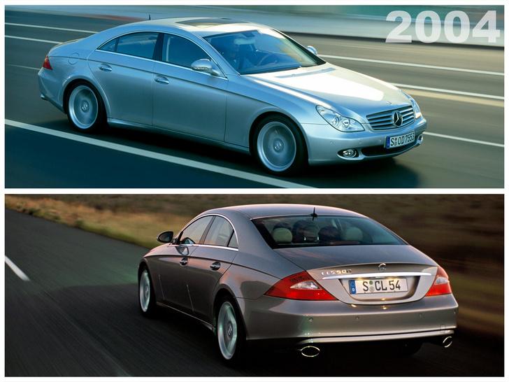 Фото №2 - Новый Mercedes CLS придется полюбить или возненавидеть