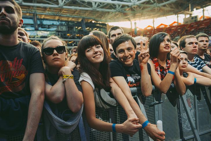 Фото №31 - Что творилось на недавних концертах Red Hot Chili Peppers, Ланы Дель Рей, «Сплина» и других рокеров