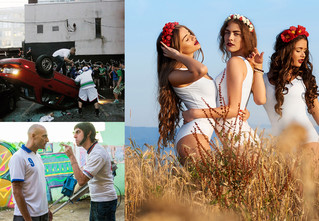 Самые сексуальные обложки дисков, самые смешные шутки из «Игры престолов», фото нудистских пляжей и еще 7 интересных статей этой недели