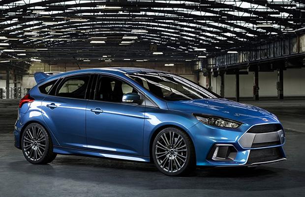 Ford Focus RS новый