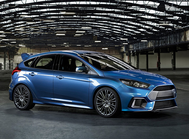 Ford Focus RS новый