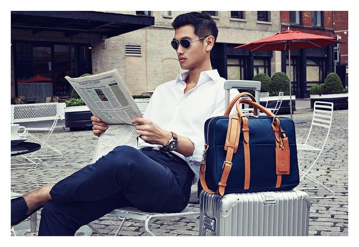 Новая марка дорожных сумок из Нью-Йорка и Гонконга Stuart and Lau