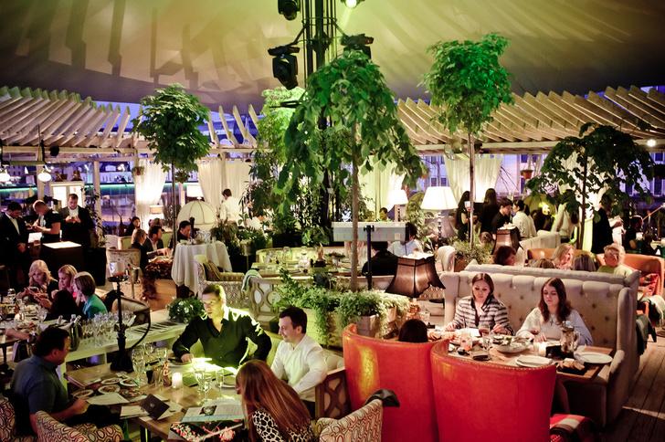 Фото №3 - Ресторан Shakti Terrace: открытие летней веранды