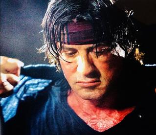 Сталлоне поделился первыми кадрами со съемок «Рэмбо 5»