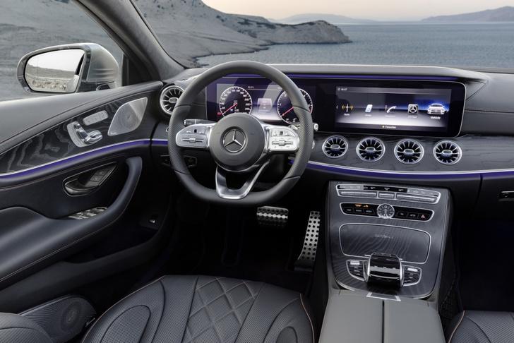 Фото №13 - Новый Mercedes CLS придется полюбить или возненавидеть