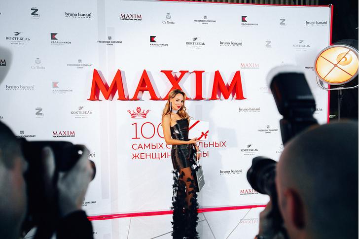 Фото №18 - Журнал MAXIM дал торжественный старт голосованию «100 самых сексуальных женщин страны» на вечеринке в Lexus Dome