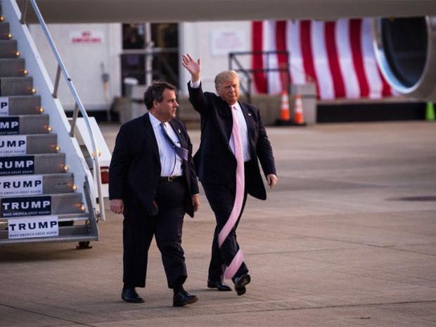 Фото №7 - Странная тенденция моды от Дональда Трампа — невероятно длинные галстуки!