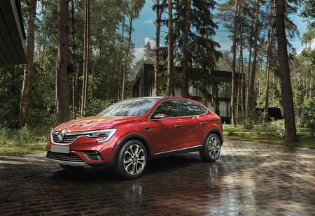 Просили не занимать: Renault Arkana