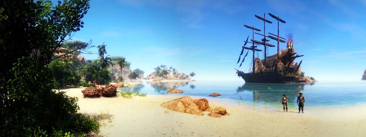Фото №3 - 8 плюсов и минусов новой ролевой игры Risen 3: Titan Lords