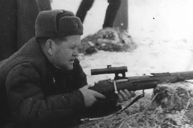 Фото №4 - Василий Зайцев: Неизвестная история легендарного снайпера