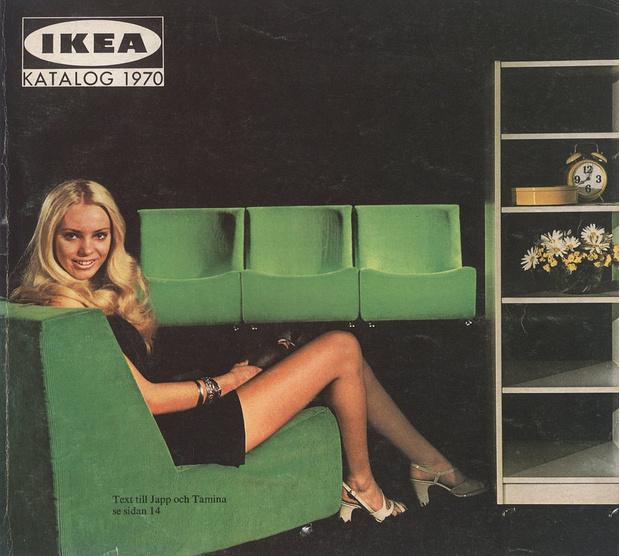 Фото №1 - Посмотри, что продавали в IKEA в год, когда ты родился: все обложки каталогов с 1951-го по 2015-й