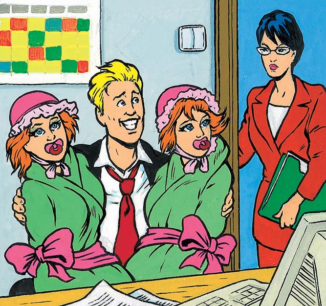 Фото №1 - Как вести себя с начальством, если оно — женщина