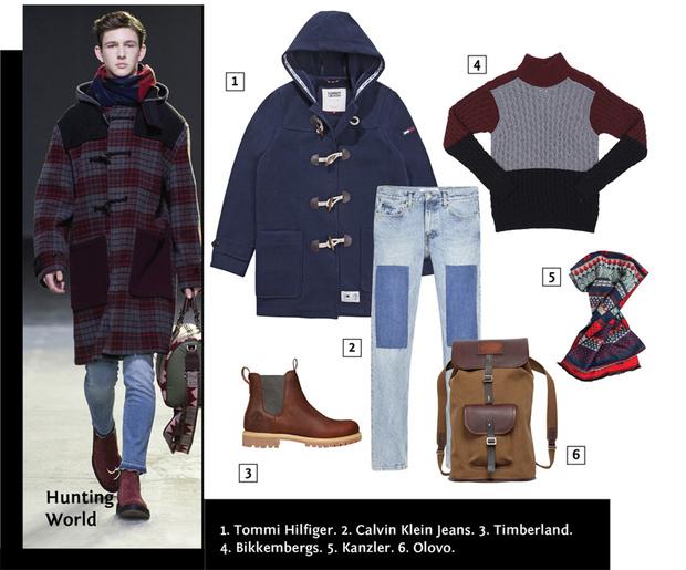 Фото №4 - Как и с чем носить пальто в межсезонье
