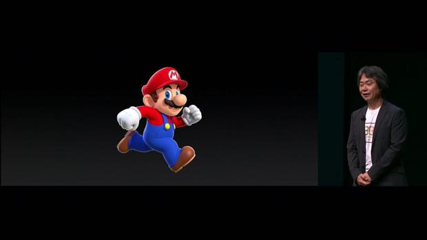 Марио в Эппстор