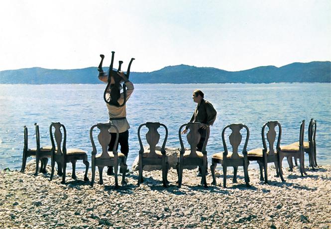 Фото №1 - Безруков сыграет папу Остапа Бендера в приквеле «Двенадцати стульев»