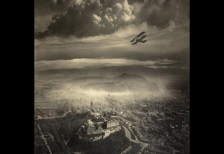 Редчайшие авиафотографии 20-х годов прошлого века