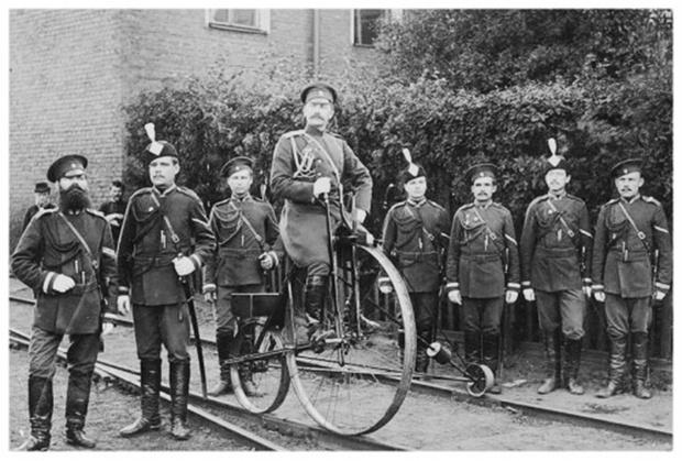 Фото №22 - Непридуманная история велосипедных войск