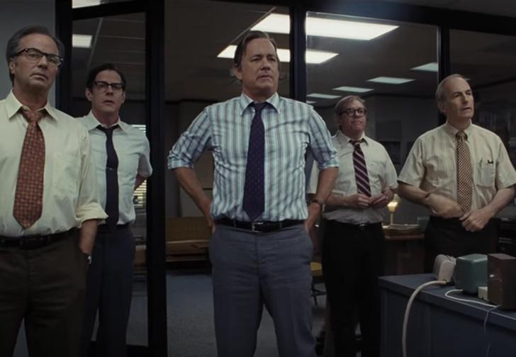Фото №1 - Трейлер нового фильма Спилберга «Секретное досье», которому уже сейчас пророчат «Оскар»