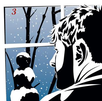 Фото №2 - Энциклопедия лентяя: слепить снеговика