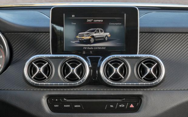 Фото №8 - Приехали: Mercedes-Benz представил пикап