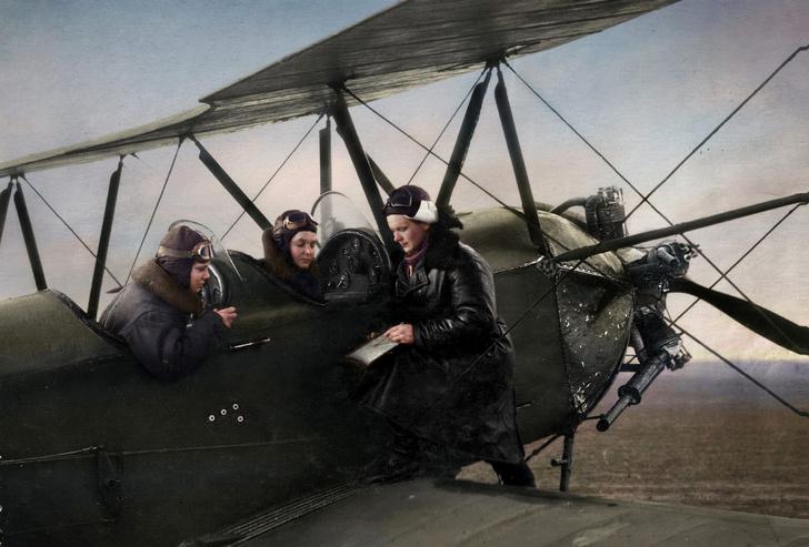 Фото №1 - 26 раскрашенных фотографий советских солдат Великой Отечественной