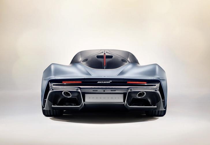 Фото №4 - McLaren Speedtail: Не доставайся же ты никому!