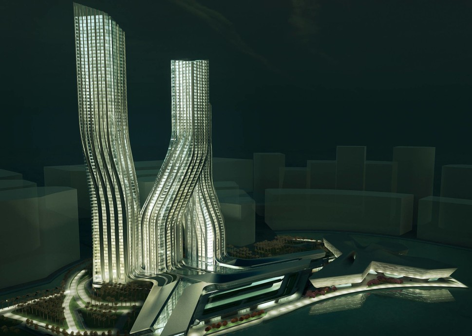 Signature Towers