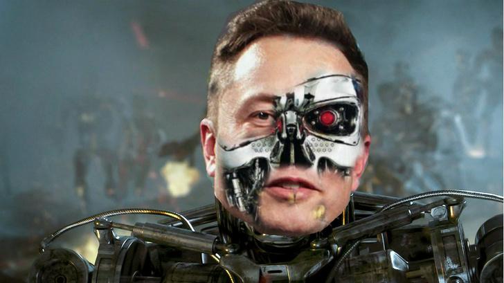 Фото №1 - Илон Маск заявил, что он недооценивал людей
