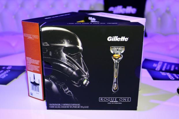 Фото №1 - «Звёздные Войны» от Gillette