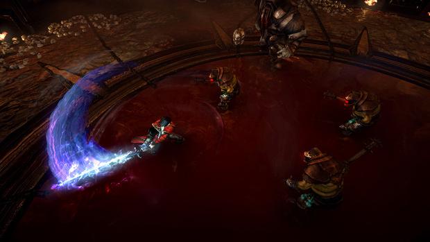 Фото №11 - Почему новый вампирский слэшер Castlevania: Lords of Shadow 2 ничем не хуже всех известных фильмов о кровопийцах