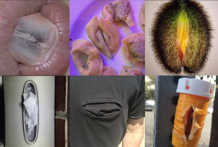 Фото №1 - Удивительный «Инстаграм» о предметах, похожих на женское, кхм, достоинство