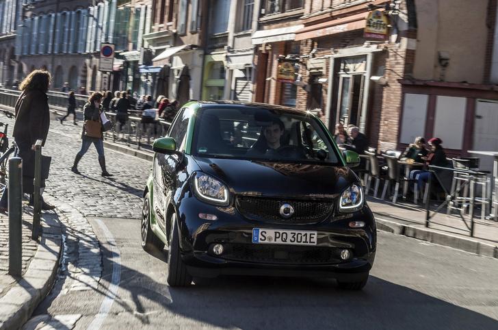 Фото №13 - Как Smart Electric Drive попал в вишлист автомобильного редактора MAXIM?