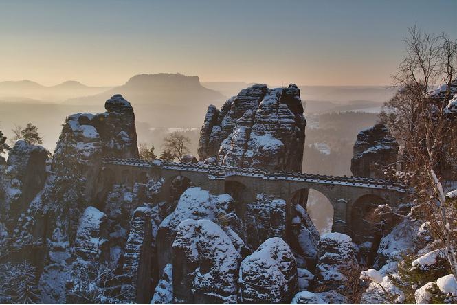 Идеи для отпуска: Бастайский мост, Германия